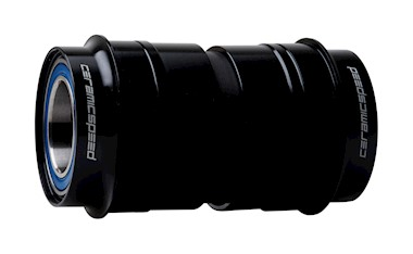 PF30 Shimano Road 24mm Bottom Bracket (Black)