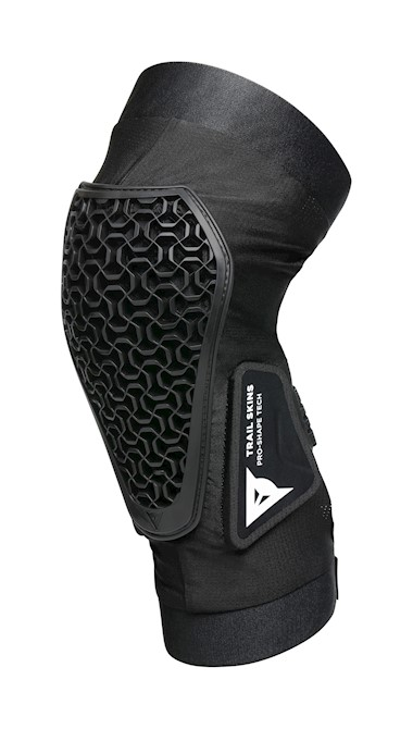 Trail Skins Pro Knee Guard (Black, M)