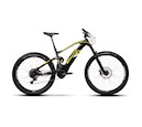 2018 XF1 Integra Enduro Carb 160 (630Wh, Black & Yellow, M)