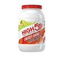 High5 Energy Drink Caffeine Hit Tub (1.4kg, Citrus)